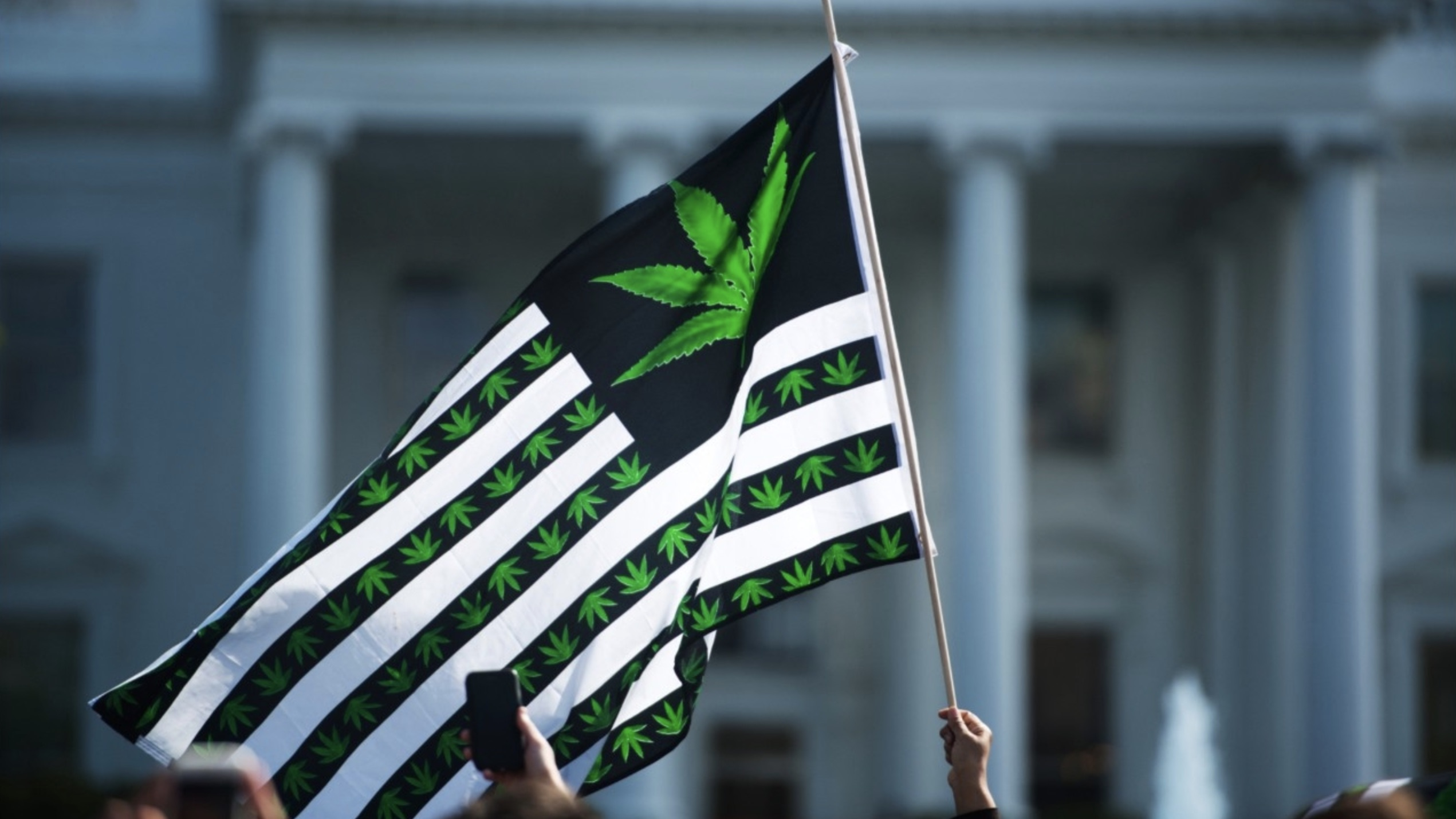 Vermont legalizes weed