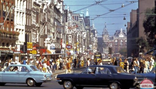 Amsterdam in the 70's