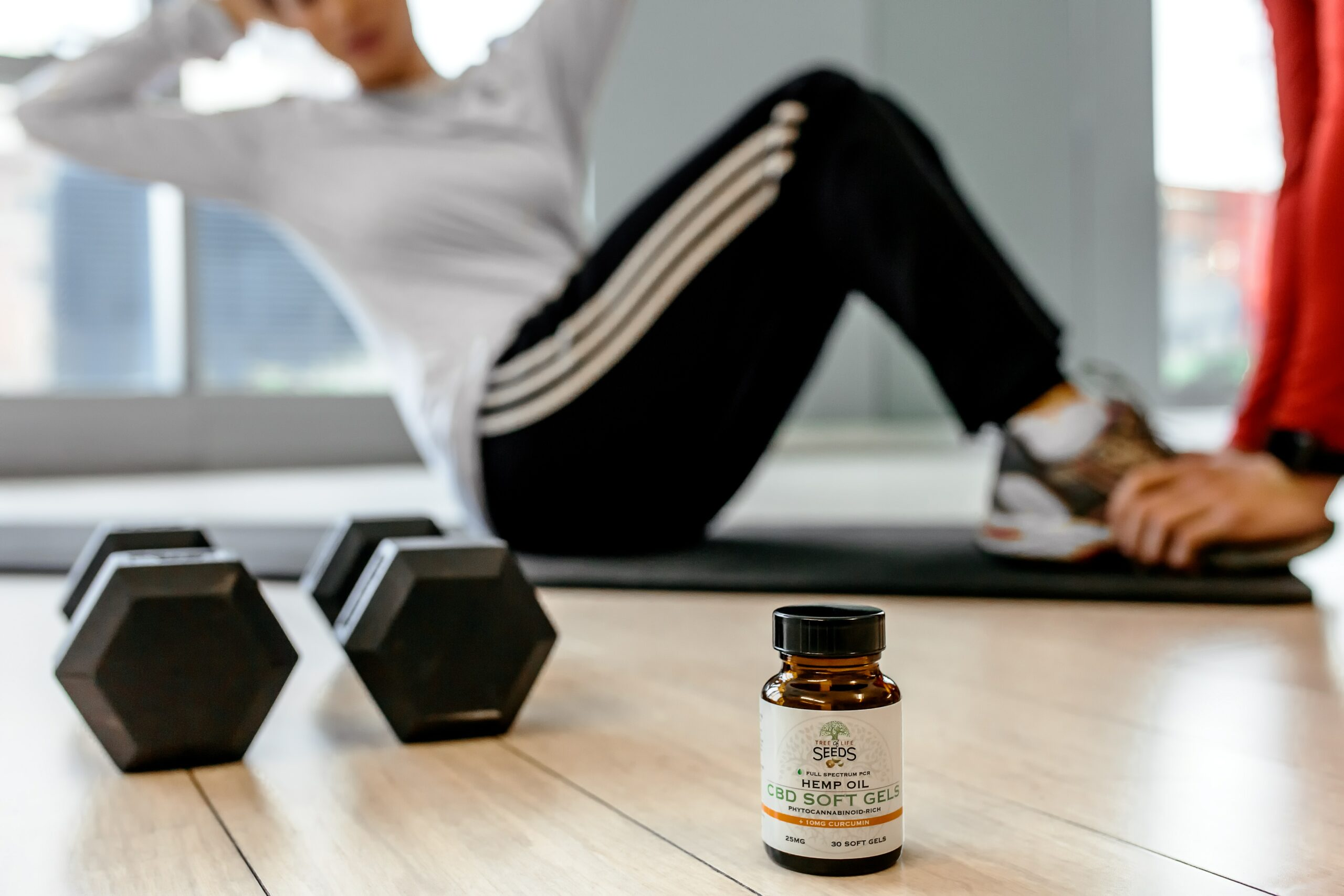 cbd oil while exercising