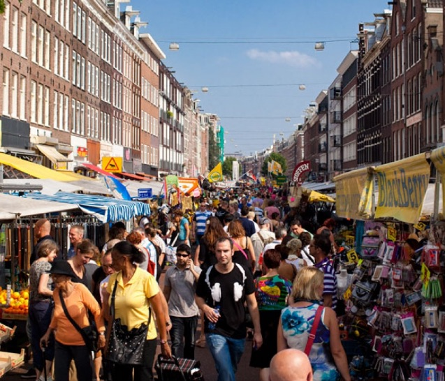 MARKETS IN AMSTERDAM TO VISIT